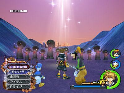 Kingdom Hearts Final Mix 2[DVD][NTSC] Kh2fm37